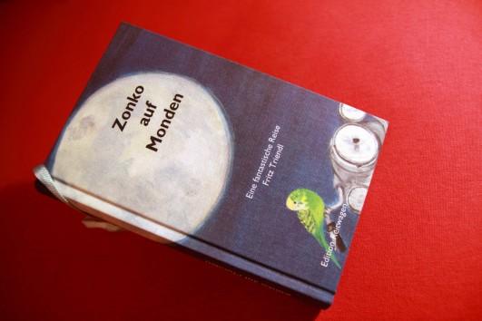 Artikel über das gelesende Buch - Gelesen: Zonko auf Monden  – Clemens Gleich